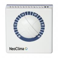 Накладной терморегулятор (термостат) NeoClima RQ-1