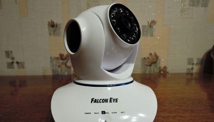 Обзор поворотной P2P-камеры Falcon Eye FE-MTR1000