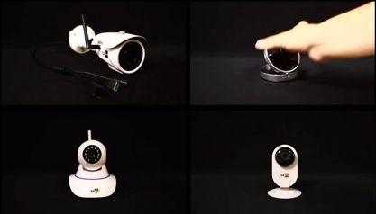 Домашняя серия IP видеокамер SV Plus - простая настройка, запись на MicroSD до 5 дней (видео)